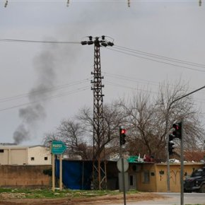 Airstrikes in northern Syria hit 2 hospitals, school