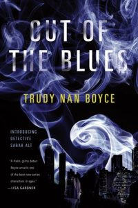 "This book cover image released by Putnam shows, ""Out of the Blues,"" by Trudy Nan Boyce. (Putnam via AP)"
