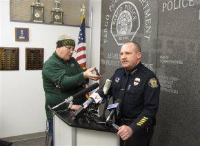 Fargo police say officer shot during standoff won'tsurvive