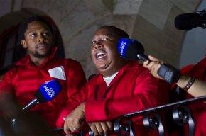 Economy focus of S. African nation speech, despiteheckling