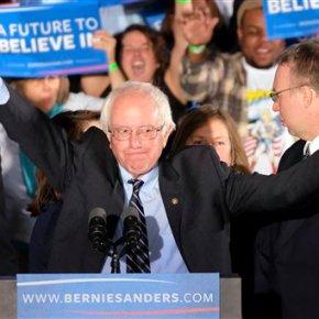 Trump and Sanders big winners, riding voterfrustration