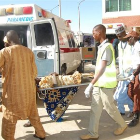 Nigerian suicide bomber gets cold feet, refuses tokill