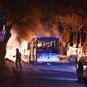 5 killed, 10 injured in explosion inAnkara
