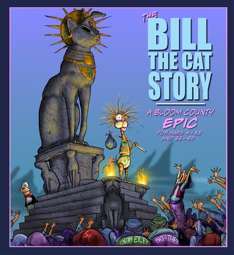 Books-Bill the Cat