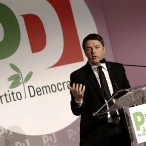 Italy's Renzi mulls confidence vote to pass gay rightsbill