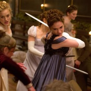 Review: 'Pride & Prejudice & Zombies' is a silly muddleReview: 'Pride & Prejudice & Zombies' is a silly muddle