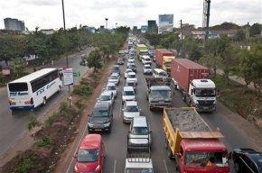 Kenya: Uber car burned as tension rises with taxioperators