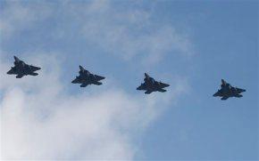 US stealth jets fly over S. Korea amid N. Koreastandoff