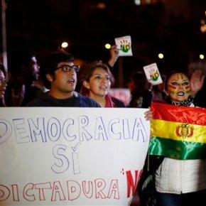 Morales grudgingly accepts referendum defeat inBolivia