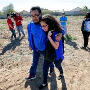 Shooting at Phoenix-area school was amurder-suicide