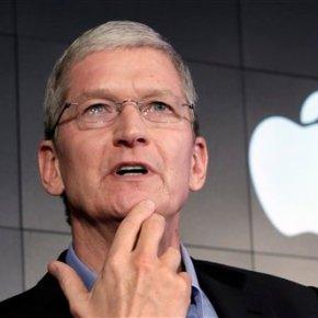 CEO Tim Cook defends Apple's resistance in FBI iPhonecase