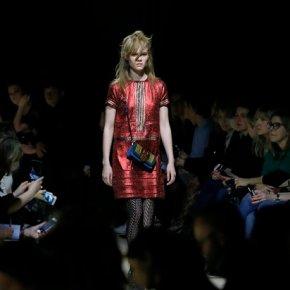 London fashion: Python at Burberry, faded romance atErdem