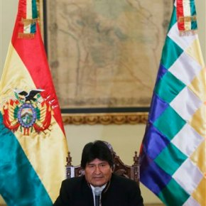 Bolivia's president asks to see love child he said wasdead