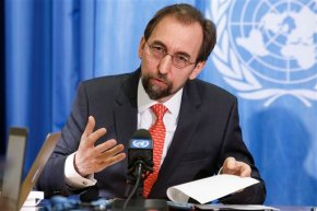 UN rights chief: Turkey must probe shooting of civilians