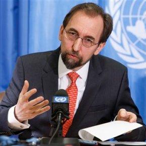 UN rights chief: Turkey must probe shooting ofcivilians