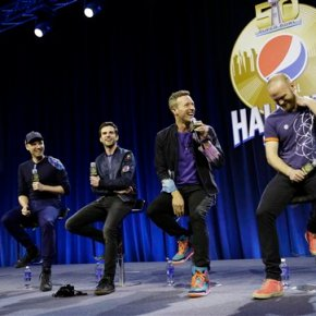 Coldplay to honor past, present and future at SuperBowl
