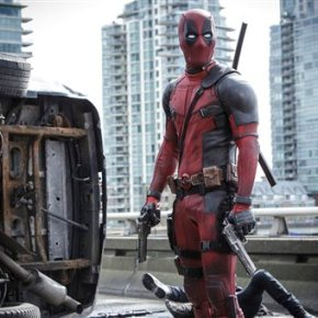 Big 'Deadpool' debut annihilates 'Fifty Shades' record,more
