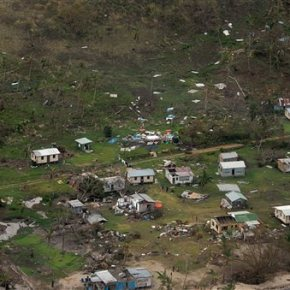 Death toll from Fiji cyclone hits 18 as aid sent toislands