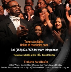 HBCU choral festival at Norfolk State University