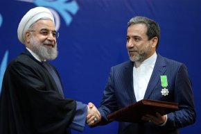 Iran awards medals of honor to its nuclear team