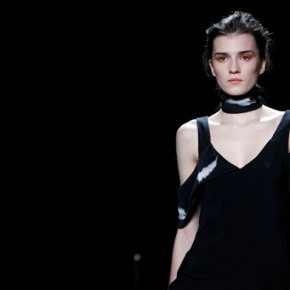 NY Fashion Week: Prabal Gurung looks to the forest