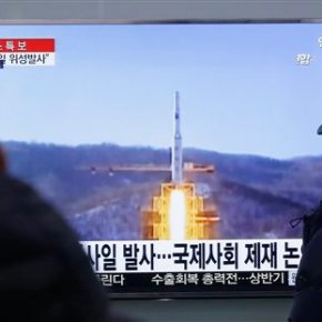 South Korea warns North Korea not to launch satellite