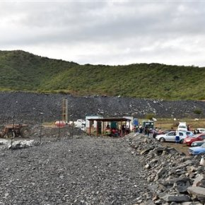 S. Africa: Search continues for 3 missing in minecollapse