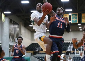 Long wins 2nd straight MEAC Rookie of the Week honor