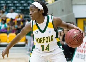 The Norfolk State women's basketball team continues its three-game road swing this weekend when it faces the Bison of Howard on Saturday, Feb 6, in the nation's capital. Tip-off is at 2 p.m. at Burr Gymnasium. The Spartans, in search of their first win of the year, have had a week off since falling by 11 points at Hampton. Photo from NSUSpartans.com.