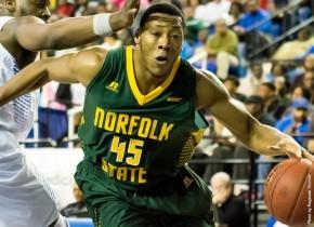 NSU sets school record for blocks, gets balanced effort in 79-73 win overMSU