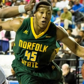 NSU sets school record for blocks, gets balanced effort in 79-73 win over MSU