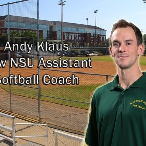 Klaus hired as Assistant SoftballCoach