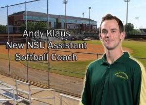 The Norfolk State softball program announced today that Andy Klaus has officially been hired to serve as NSU's new assistant softball coach, working specifically with Spartan hitters and infielders. Klaus arrives at NSU after serving as an assistant coach at Lee University during the 2015 season