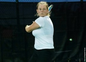 Spartans win doubles, fall to George Washington,6-1