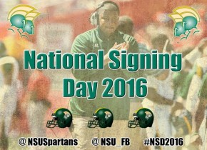 NSU National Signing Day 2016 headquarters