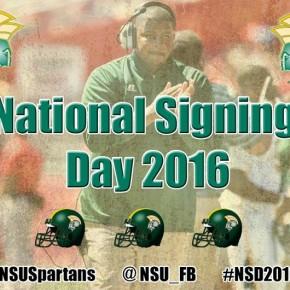 NSU National Signing Day 2016headquarters