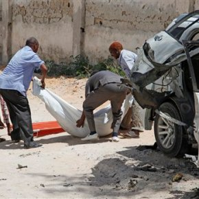 US denies reports that 1 of its drones crashed inSomalia