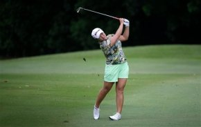 Jang, Lee share halfway lead in HSBC Women's Champions