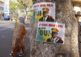 Senegal Referendum