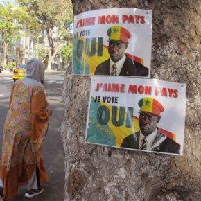 Senegal votes on referendum to reduce presidentialterm