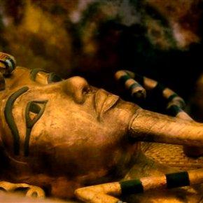 Tomb radar: King Tut's burial chamber shows hiddenrooms