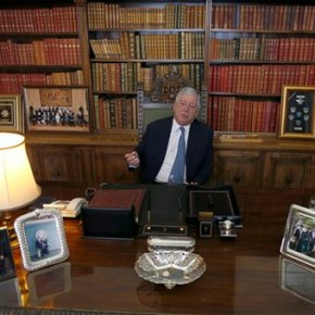 AP interview: Serbian prince: British royal visit importan