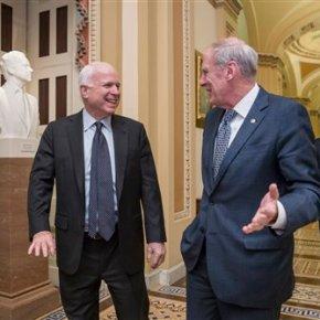 US Senators meet Polish president amid risingstrains