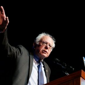 Sanders doesn't need much explaining in liberal Seattle