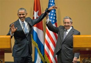 Fidel Castro to Obama: We don't need your 'presents'
