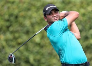 Jason Day, of Australia, tees off on the ninth hole during the first round of the Arnold Palmer Invitational golf tournament in Orlando, Fla., Thursday, March 17, 2016. (AP Photo/Willie J. Allen, Jr.)