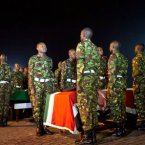 Kenyan military says it has killed 34 Somali extremists