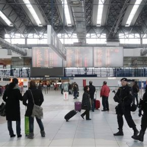 Security beefed up across world after Brussels attacks