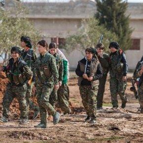 Syrian Kurds say they'll declare federal region inSyria