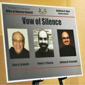 3 Franciscan friars are arraigned in child endangerment case